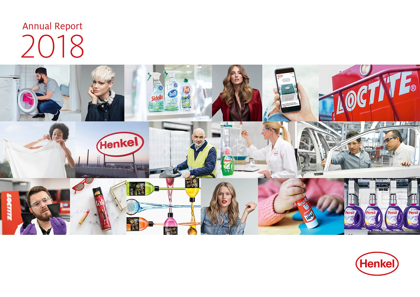 Cover Annual Report 2018